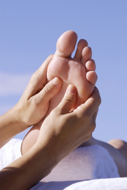 personals foot massage